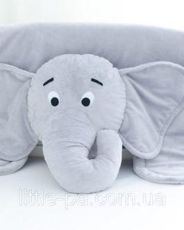 Плед детский плюшевый «Слонёнок»