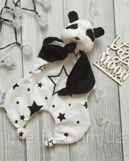 Игрушка-комфортер «Панда»