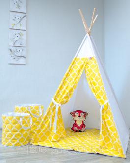 Детская подушка для кроватки «Тигренок»