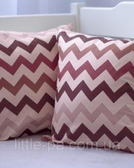 Подушка из хлопка для детской кроватки «Сафари»