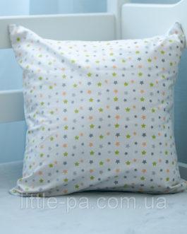 Подушка для детской комнаты «Фейерверк»