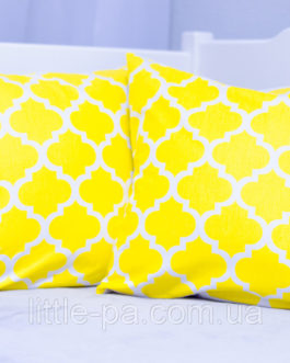 Подушка интерьерная детская «Солнечный зайчик»