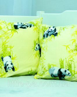 Декоративная подушка для детской «Пандочки»