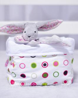 Детская коробочка для детской комнаты «Конфетти»