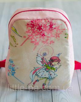 Детский рюкзак «Фея»