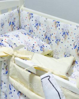 Детское постельное бельё 120х60 см «Ловцы снов»