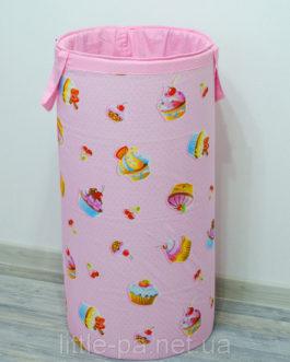 Гигантская корзина для игрушек «Сластёна»