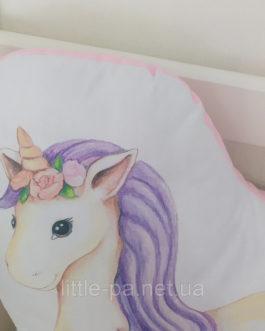 Детская подушка «Единорог Лили»